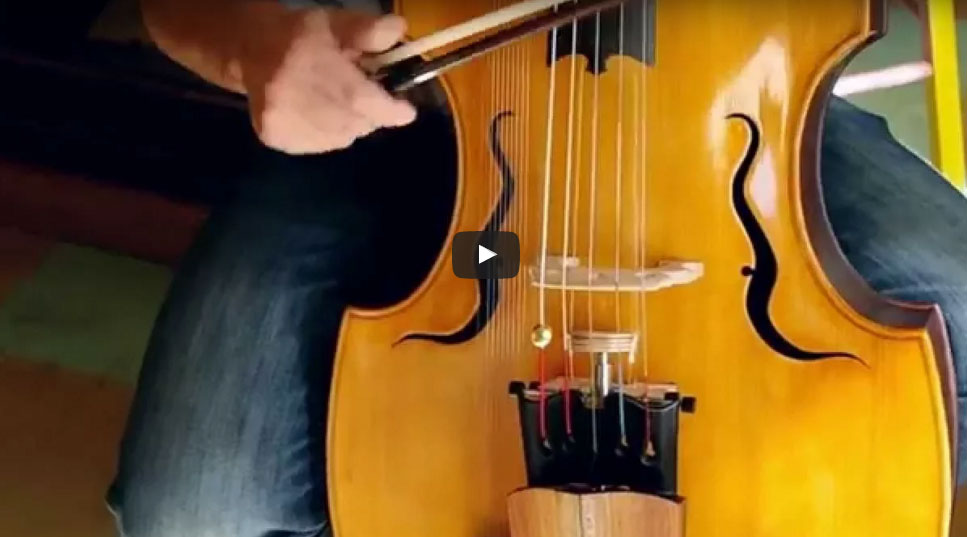 Sympathetic Drone Cello