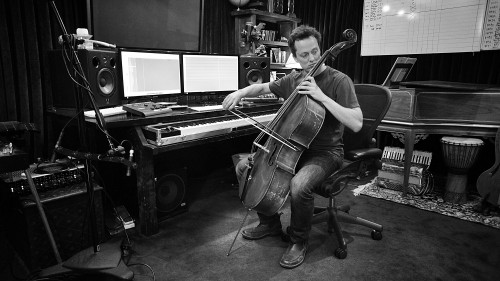 Nathan Studio Cello4