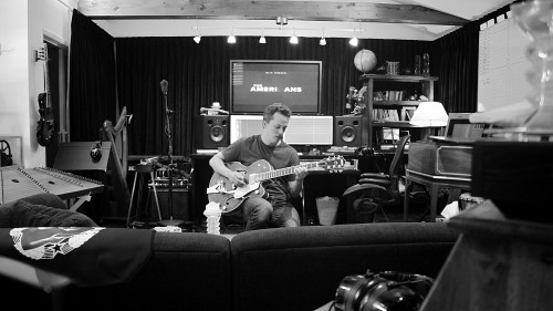 Nathan Studio Guitar1